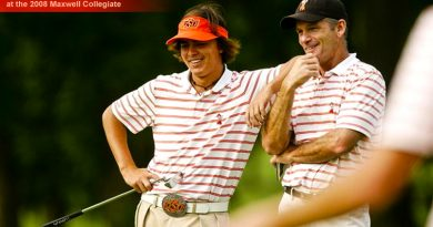 McGraw provides inside look at OSU, college golf in new book