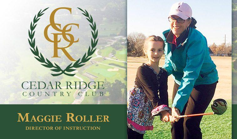 Roller Is New Director Of Instruction At Cedar Ridge Cc Golf Oklahoma