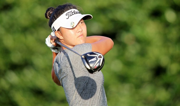 Son moves up to 15th in Girls Junior PGA Championship