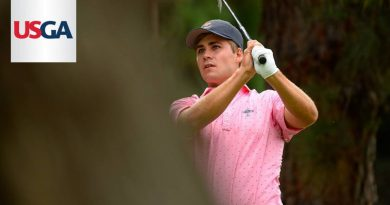 Wood sets scoring record to lead U.S. Amateur qualifying, five Cowboys make field