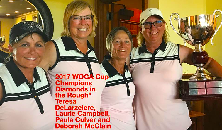 The Club at Indian Springs team wins WOGA Cup