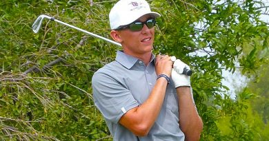 OC's Smith named Heartland Conference golfer of the week