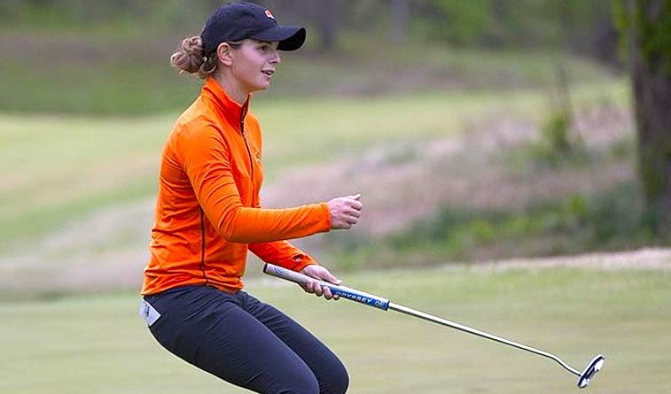 Cowgirls climb into sixth at Stanford Intercollegiate