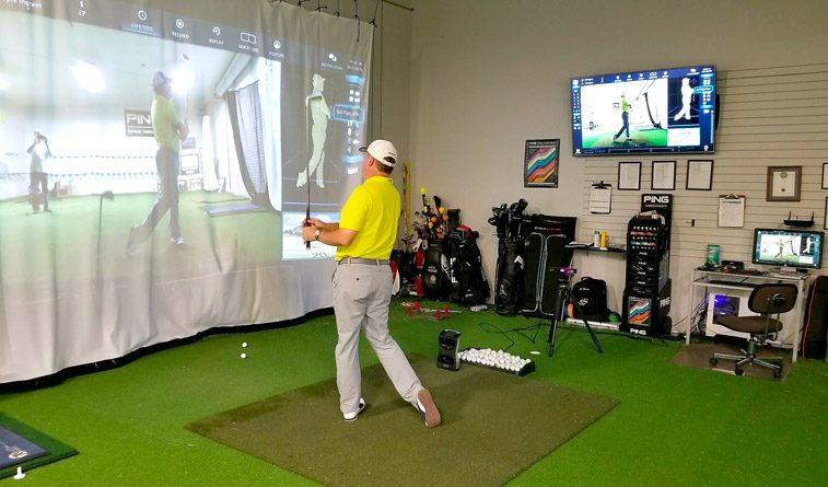 New Indoor Facility at Lit'l Links