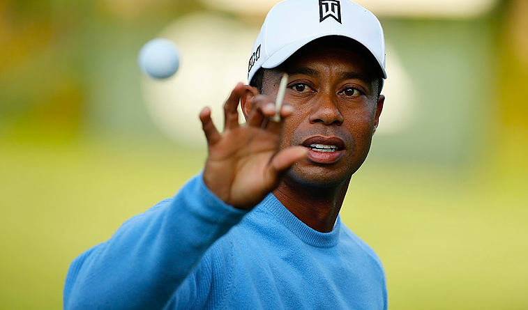 Tiger mistakenly joins chorus calling for rolling back ball flight
