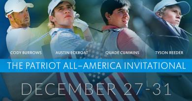 Burrows, Eckroat, Reeder, Cummins among Oklahomans in The Patriot All-America Invitational