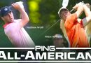 Hovland, Wolff receive first-team Ping All-America honors