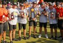 Cowboys overwhelm Crimson Tide for 11th NCAA title