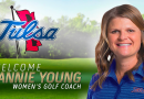 Tulsa names Colorado State's Annie Young as women's golf coach