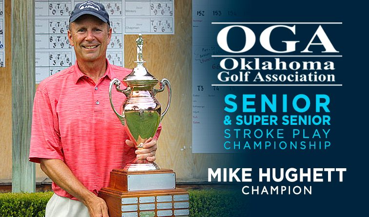 Hughett wins 21st OGA title with playoff victory in Senior Stroke Play