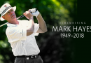 Oklahoma Golf Hall of Fame inductee Mark Hayes passes away