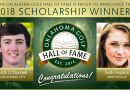 Hopkins, O'Donnell to receive Oklahoma Golf Hall of Fame scholarships