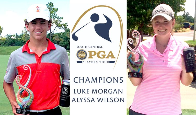 Morgan, Wilson tops in Jimmie Austin Junior Classic