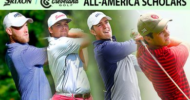 Srixon/Cleveland All-America golf scholars named for 2018