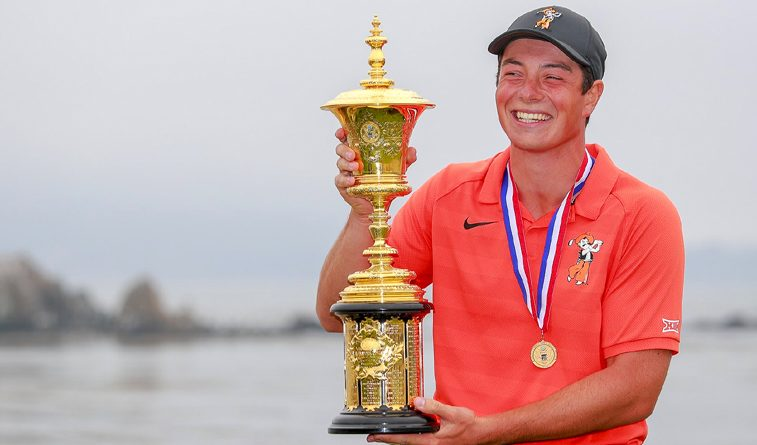Hovland dominant in U.S. Amateur, becomes fifth Cowboy to prevail