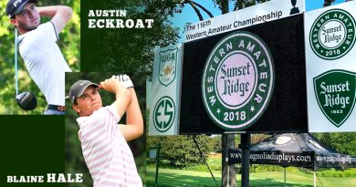 Stevens, Eckroat, Hale and Cummins survive first cut at Western Amateur