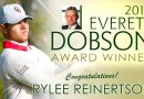 OU's Reinertson is named 2018 Everett Dobson Award winner
