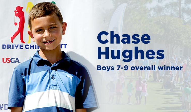 Hughes qualifies for Drive, Chip & Putt finals