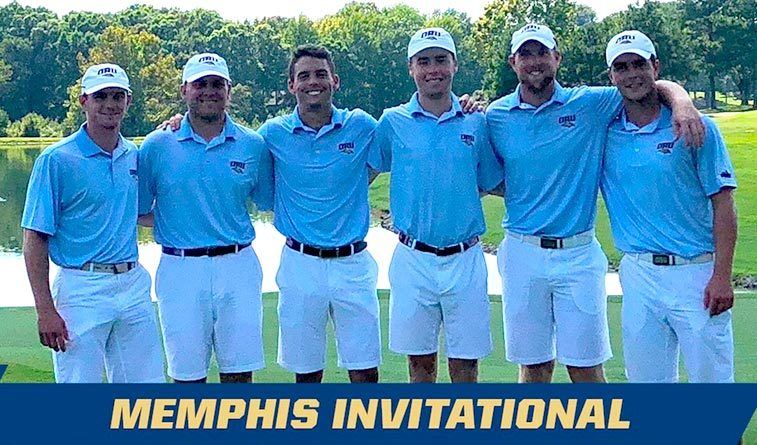 ORU third, Burrows second in Memphis Invitational