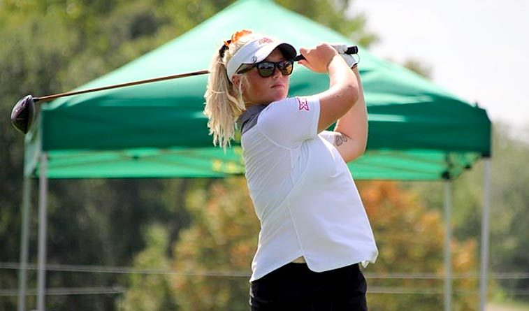 Cowgirls in tough field at Annika Intercollegiate, Hopkins makes debut