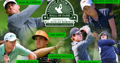 Outstanding class to enter Edmond Junior Golf Hall of Fame
