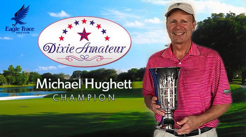 Hughett prevails in Dixie Senior Amateur
