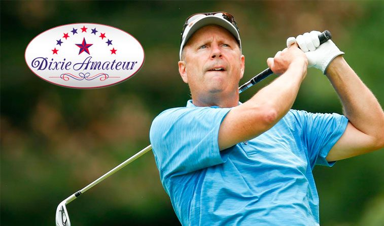 Hughett shares lead in Dixie Amateur after first round