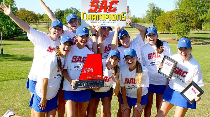 Eldredge wins as OCU women rally for Sooner Athletic Conference title