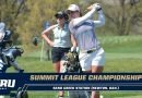 ORU women four shots back in Summit League Championship