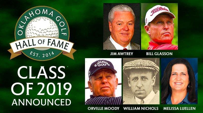 Oklahoma Golf Hall of Fame announces 2019 Class