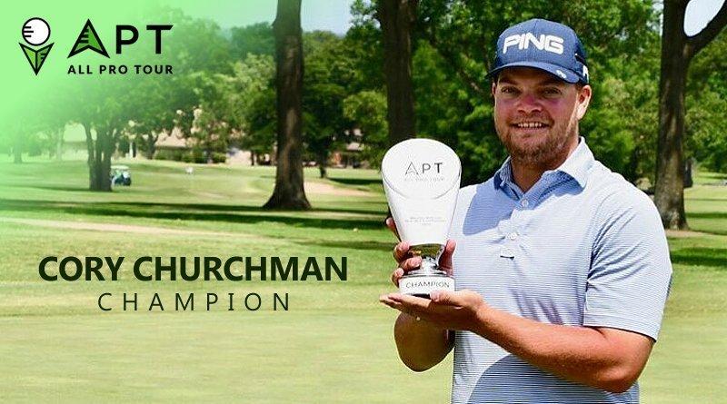 Churchman edges Trimble in Real Okie Championship