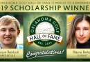 Barker, Rainbolt to receive Oklahoma Golf Hall of Fame scholarships