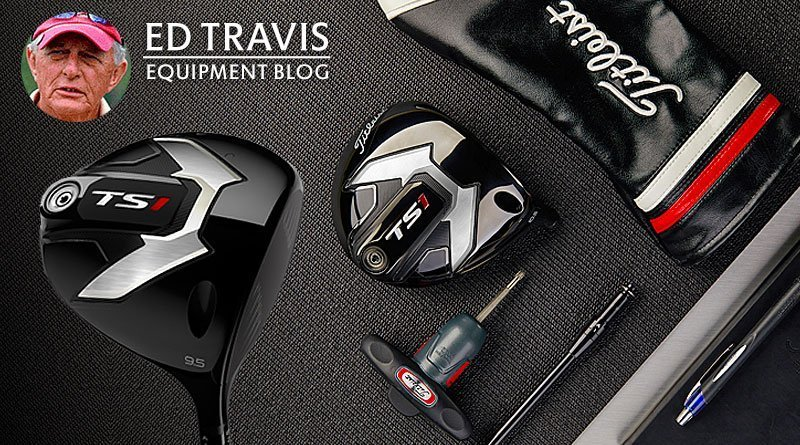 TS1 – Titleist's driver for slower swingers