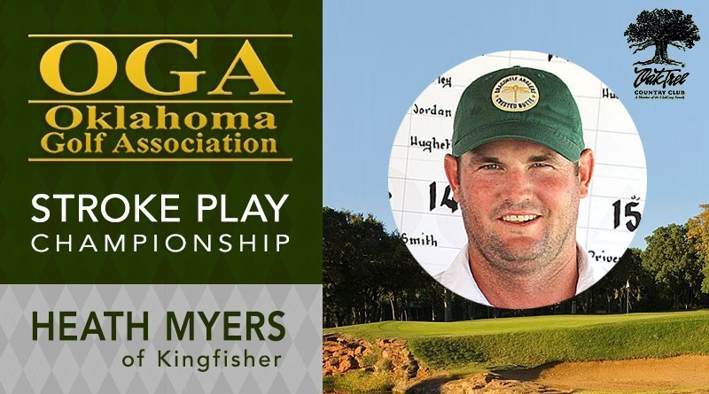 Myers maintains slim advantage in OGA Stroke Play Championship