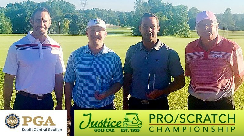 Roderick, Sheets shoot 13-under in SCSPGA Pro-Scratch Championship