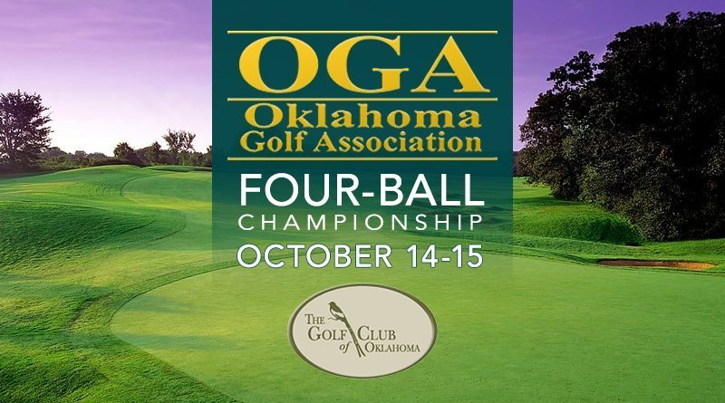 OGA Four-Ball Championship moved to Oct. 14-15 at Golf Club of Oklahoma
