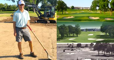 Southern Hills celebrates restoration of historic course
