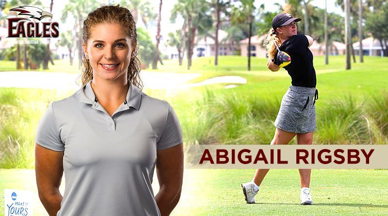 OC's Rigsby could become first woman to compete in Oklahoma Open