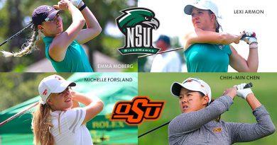 OSU, NSU each have duo named WGCA All-America Scholars