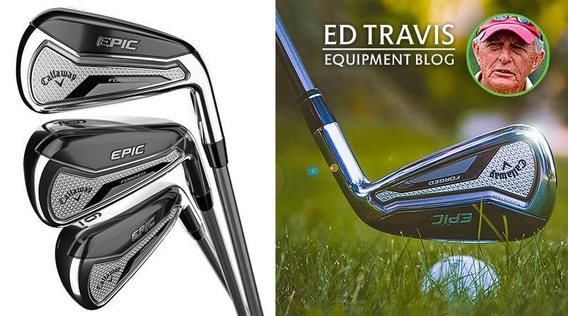 Epic Forged – new ultra-premium performance irons
