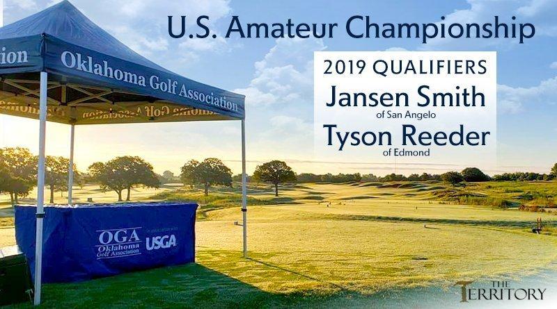 Smith, Reeder earn spots in 2019 U.S. Amateur Championship