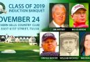 2019 Oklahoma Golf Hall of Fame Induction Class this Sunday