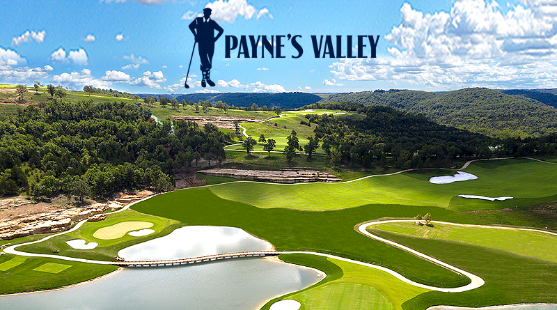 Limited preview play opens today at Tiger's new course near Branson, book tee times now
