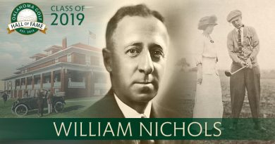 The founder: Scot William Nichols laid foundation for the OGA