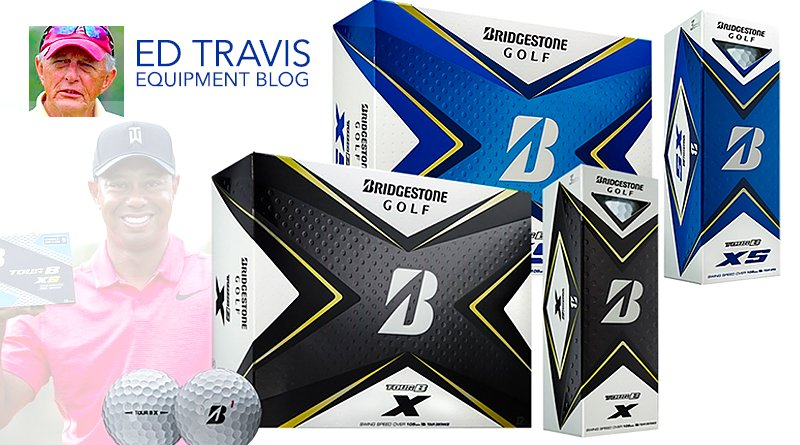 Bridgestone TOUR B – reinventing the tour ball