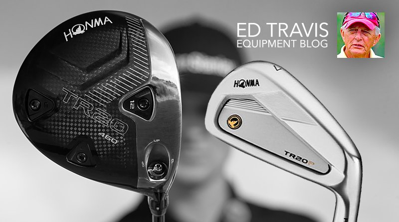 TR20 – Honma's new woods and iron