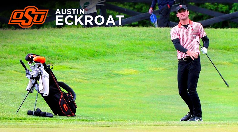 Eckroat rolls into second, Cowboys finish fifth at The Prestige