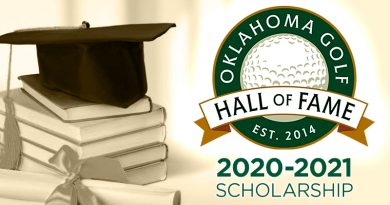 Oklahoma Golf Hall of Fame accepting scholarship applications for 2020-21