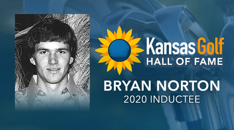 Former Oral Roberts golfer Norton to be inducted into Kansas Golf Hall of Fame