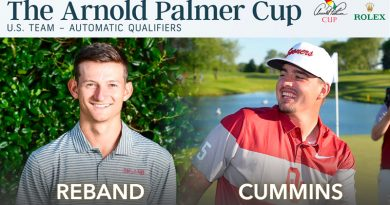 OU's Cummins, Reband join Milligan on Arnold Palmer Cup team
